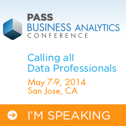 PASS Business Analytics 2014