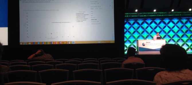 PASS Business Analytics Conference 2014 Recap, part 2