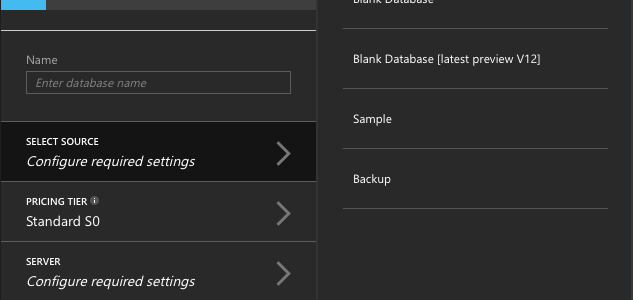 Azure Columnstore, part 1 – The initial preview offering