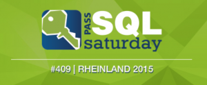 SQLSaturday Rheinland 409