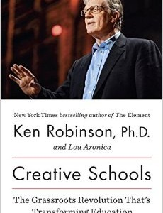 Creative Schools by Sir Ken Robinson