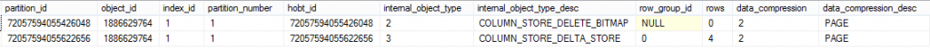 Sys.Internal_Partitions for NC Indexes over CCI, part 1