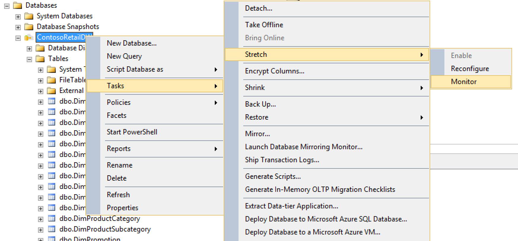 """Columnstore Indexes – part 75 (""""Stretch DB & Columnstore"""
