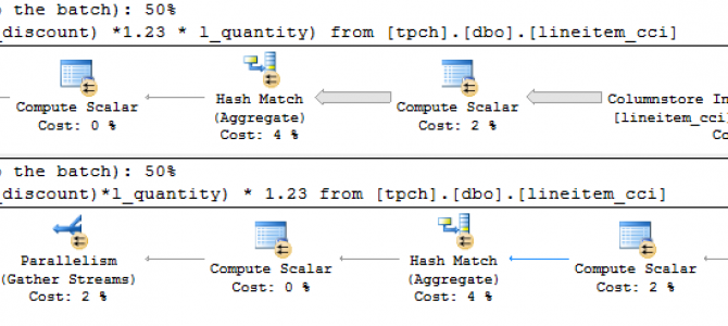 """Columnstore Indexes – part 95 (""""Basic Query Patterns"""")"""