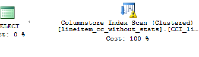 "Columnstore Indexes – part 126 (""Extracting Columnstore Statistics to Cloned Database"")"