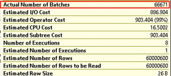 """Batch Mode – part 2 (""""Batch Mode on Rowstore in Basics"""")"""