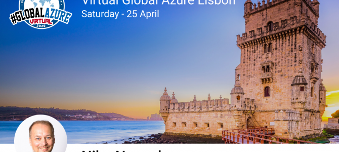 Global Azure 2020 PT – Presenting on Azure Synapse Analytics