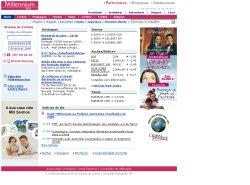 Montepio website screenshot