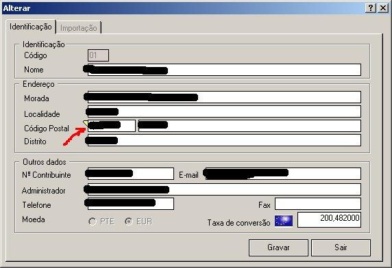 Factuplus 2006 changes