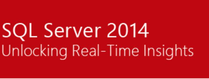 SQL Server 2014 RTM on 1st of April 2014