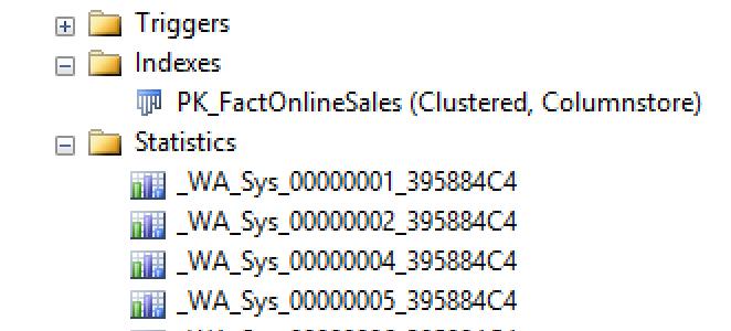 "Clustered Columnstore Indexes – part 41 (""Statistics"")"