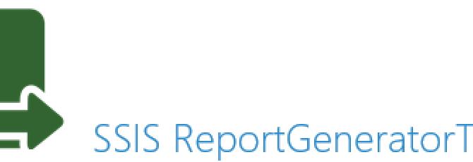 SSIS ReportGenerator Task