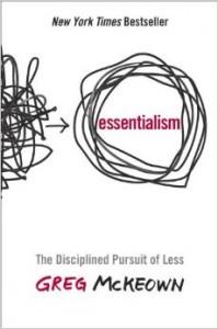 Essentialis by George McKeown