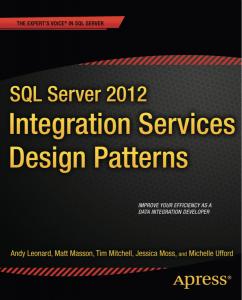 SSIS 2012 Design Patterns