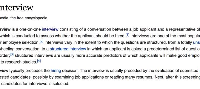 TSQL Tuesday #93: 2 Job Interviews