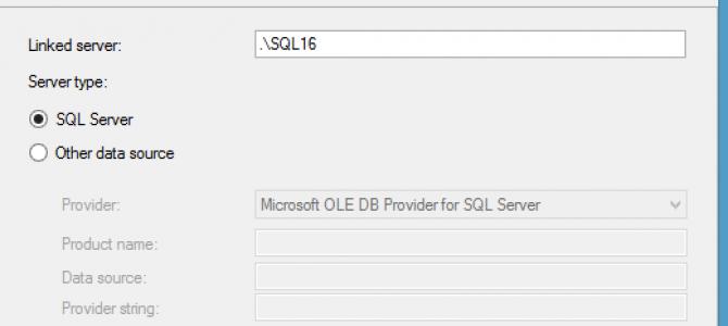 "Columnstore Indexes – part 112 (""Linked Servers"")"