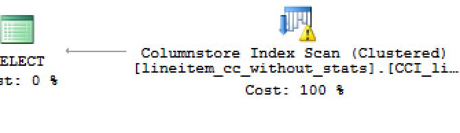 "Columnstore Indexes – part 126 (""Extracting Columnstore Statistics to Cloned Database"")"